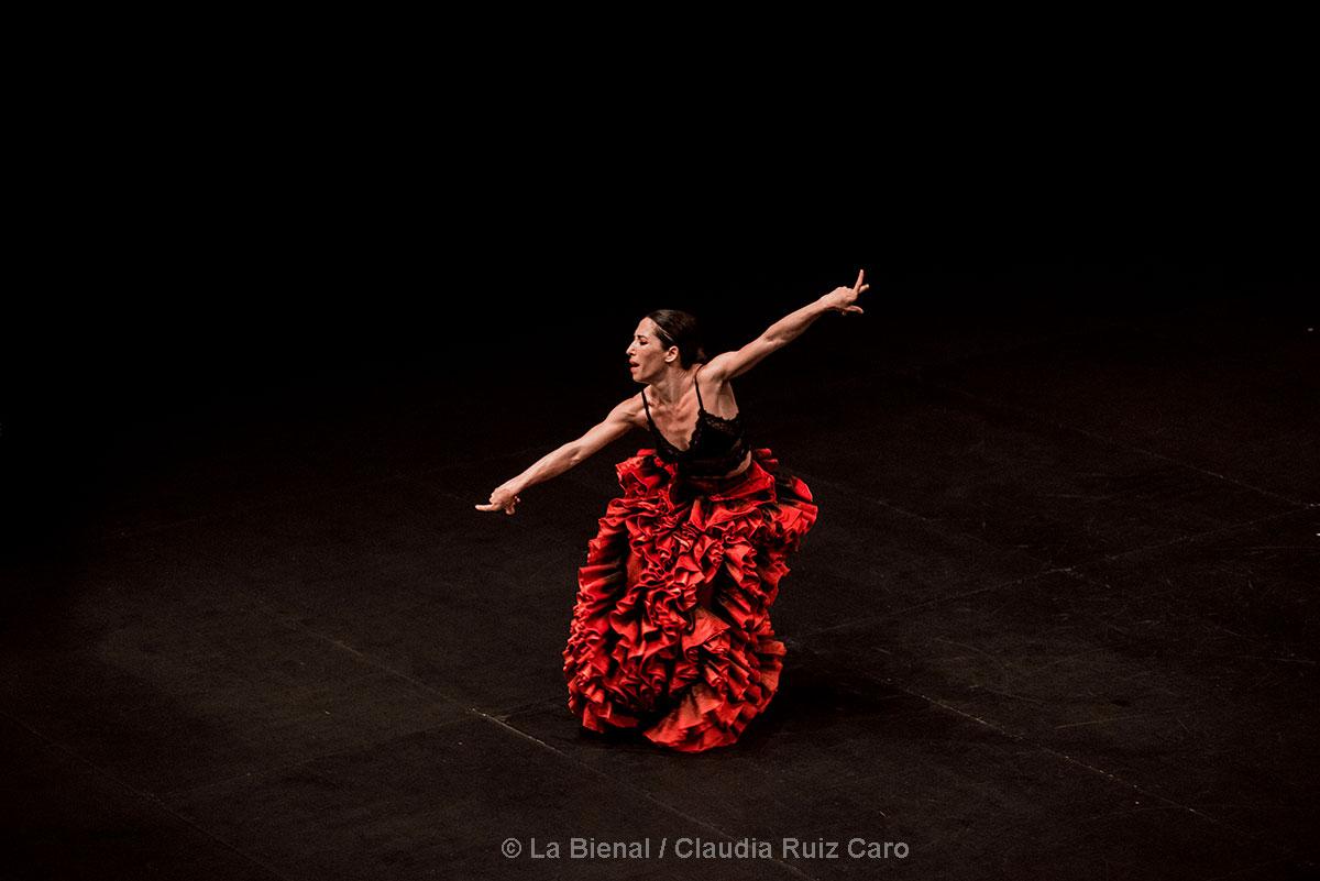 Ana Morales Flamenco Biënnale Nederland